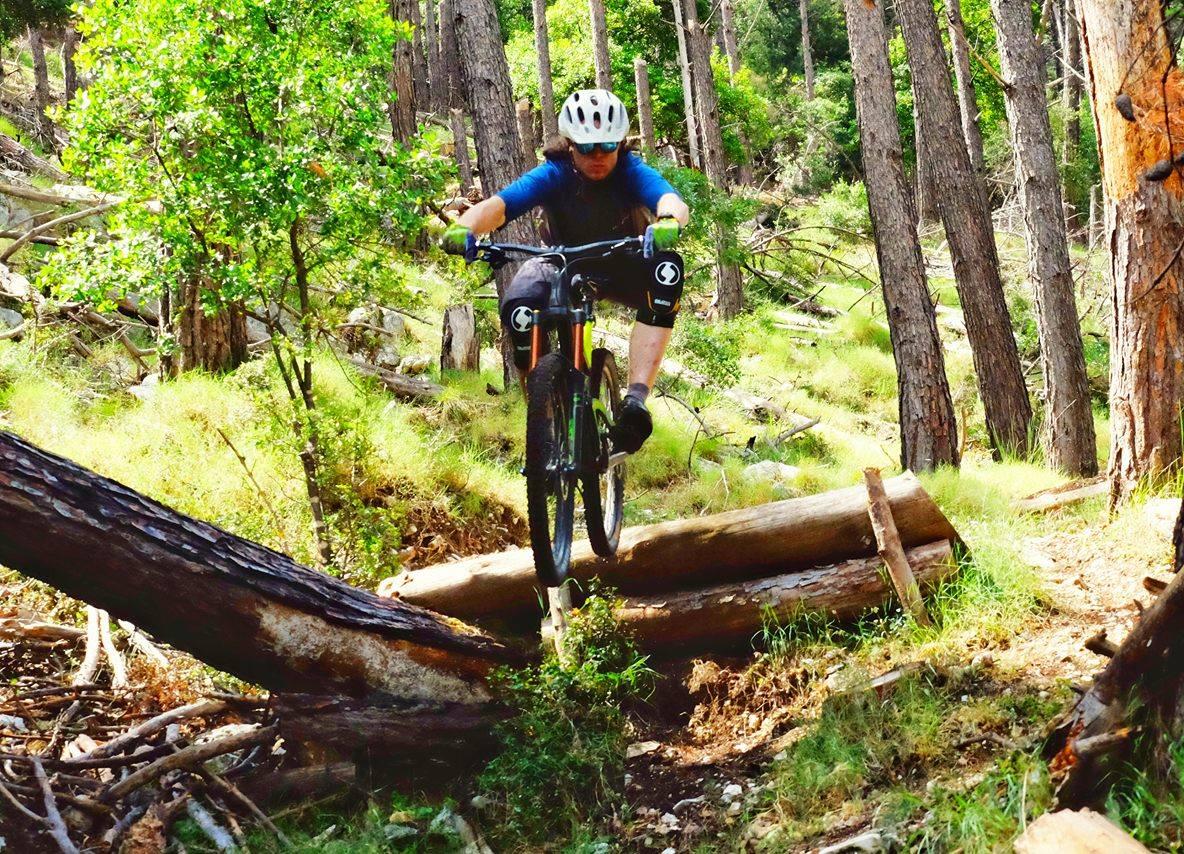 Mountain Biking 2017!
