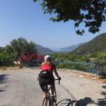 road biking lefkas